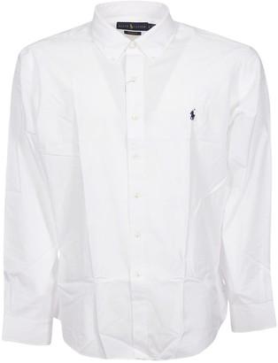 Ralph Lauren Oversized Embroidered T-shirt