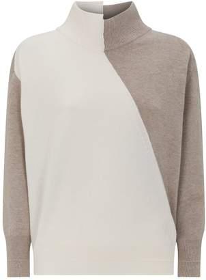 Lorena Antoniazzi Colour-Block Sweater