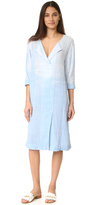 Raquel Allegra Boxy Day Dress