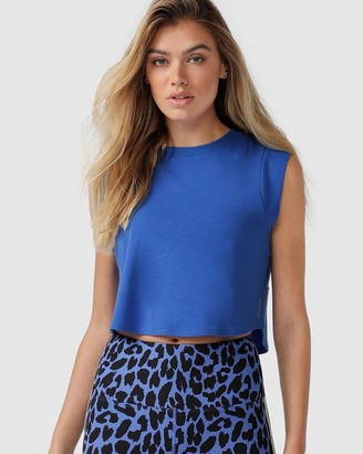Lorna Jane Move Easy Active Cropped Tank
