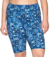Gaiam Plus Size Om Yoga Shorts