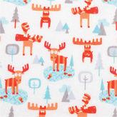 TREND LAB, LLC Trend Lab Winter Moose Flannel Crib Sheet