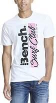 Bench Men's Corp Tee Shirt T-Shirt,S