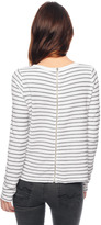 Splendid Lexington Stripe Pullover