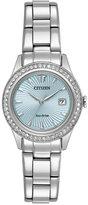 Citizen Women's Silhouette Stainless Steel Bracelet Watch 29mm FE1120-59L, A Macy's Exclusive