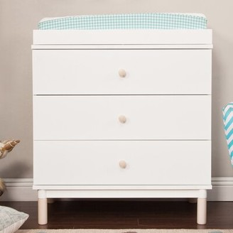 Babyletto Gelato Changing Table Dresser Color: White