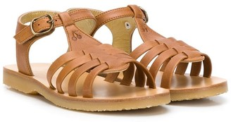 Bonpoint Strappy Flat Sandals