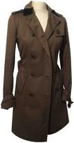 Tommy Hilfiger Khaki Coat for Women