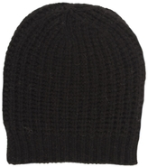 Autumn Cashmere Handknit Bag Hat