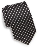 Armani Collezioni Italian Silk Regimental Stripe Tie