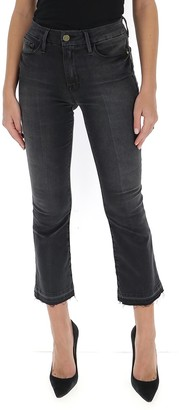Frame Le Crop Mini Boot Released Hem Jeans