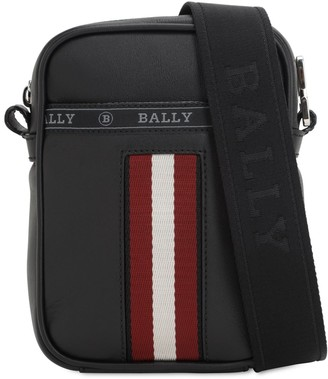 Bally Leather Mini Crossbody Bag