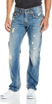 True Religion Men's Ricky with Flap Worn Super T