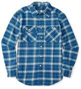 Ralph Lauren Boys 8-20 Cotton Shirt
