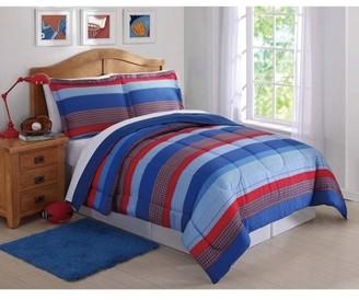 Laura Hart Kids Bastian Stripe Comforter Set