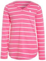 Abercrombie & Fitch COSY V NECK Long sleeved top pink