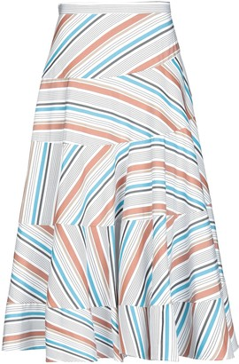 Isa Arfen 3/4 length skirts