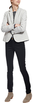 Joules Monroe Skinny Jeans, Black