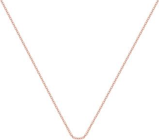 "Monica Vinader Fine Chain 17""/43cm with adjuster"