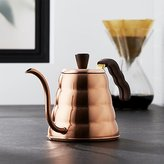 Crate & Barrel Hario Buono Copper Tea Kettle