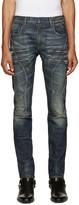 Faith Connexion Indigo Zipper Jeans