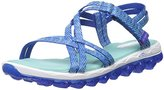 Skechers Skech Air-80348L River Sandal With Memory Foam (Little Kid/Big Kid)