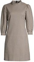 Elie Tahari Emilia Check Printed Dress