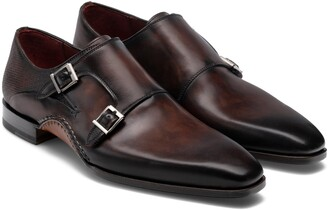 Magnanni Altamira Double Monk Strap Shoe