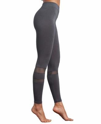 Lemon Women's Mesh Stripe Legging