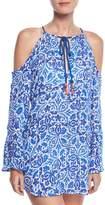 Nanette Lepore Talavera Printed Tunic Coverup