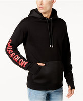 GUESS Men's Oversized Fleece Hoodie