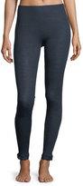 Hanro Wool-Silk Thermal Lace-Trim Leggings