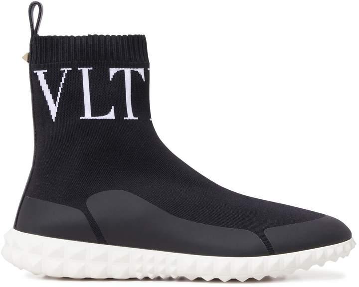 Valentino Gavarani VLTN sock-sneakers