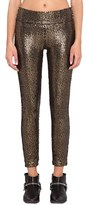 Amuse Society Women's Gold Dust Sequin Skinny Pants