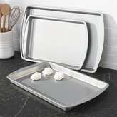 Crate & Barrel Set of 3 Non-Stick Baking Sheets