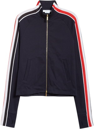 Thom Browne Stripe Detail Track Jacket