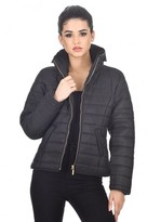 AX Paris Black Puffer Jacket