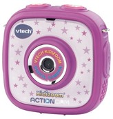 Vtech Kidizoom Action Cam - Pink, Purple