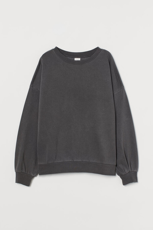 Thumbnail for your product : H&M Relaxed Fit Sweatshirt - Gray