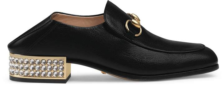 28c371484 Gucci Horsebit Loafers - ShopStyle