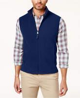 Club Room Men's Fleece Vest, Created for Macy's
