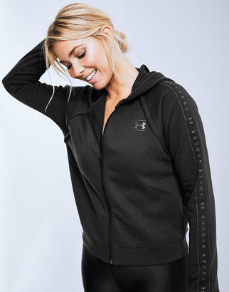 Under Armour Rival Full Zip Fleece Jacket