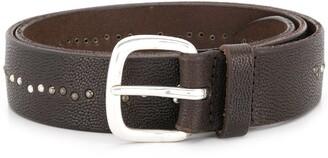 Orciani Micro-Studded Belt