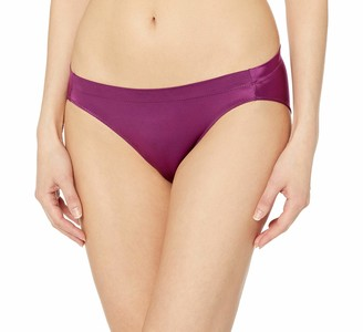 Maidenform Women's One Fab Fit Microfiber Bikini Panty