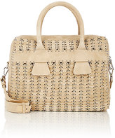 Paco Rabanne Women's 14#01 Boston Duffel-TAN