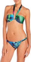 La Perla Printed Halter Bikini