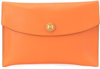 Hermes pre-owned Rio H clutch