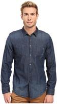 Calvin Klein Jeans Alpha Indigo Denim Shirt