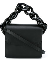 Marques Almeida Marques'almeida chain trim crossbody bag