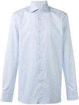 Ermenegildo Zegna striped shirt - men - Cotton - 41